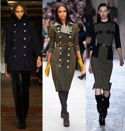 Fashion Challenge of the Week: Military Inspired