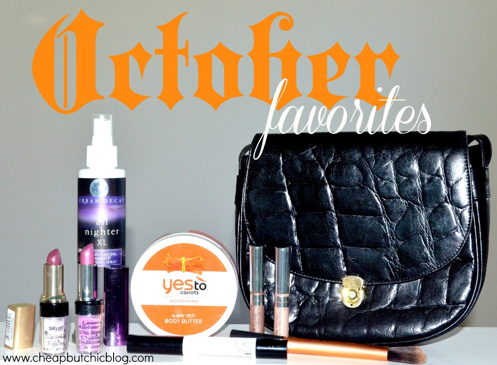 October Favorites + Sneak Peek of next Home Decor Series!