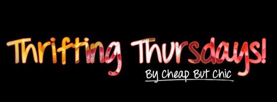 Thrifting Thursdays