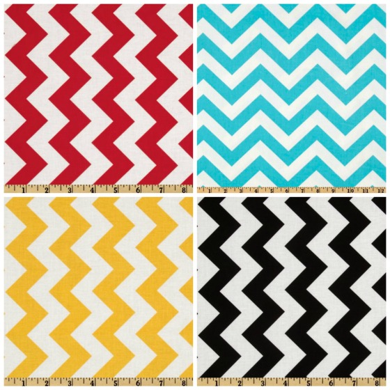 Chevron Collage