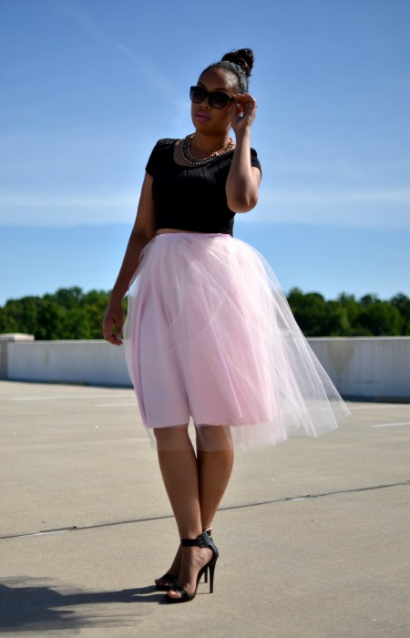 cfd627b710 tulle5 tulle6 tulle2 tulle8 tulle7 · tulle9 Crop Top: Charlotte Russe//  Tulle ...